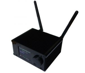 Emetteur DMX HF 2.4GHz V2.3 et Node ARTNET WIFI XLR 5 POINTS