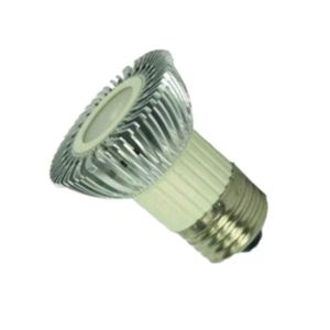 Lampe E27 5W Cree LED 45° blanc chaud