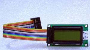 Ecran LCD 8X2 avec Nappe