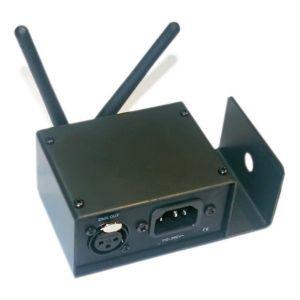 Recepteur DMX HF 2.4GHz avec fonction Repeteur