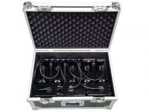 PACK 8 DECOLED45HFMKII + Flight case de chargement