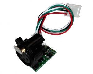Carte fille SPI_TO_ DMX pour Node 8/16 /multi node  Electroconcept