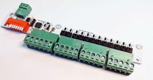 Contrôleur DMX pour LED STRIP 12 Canaux 10A 16bits