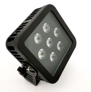 Décoled 708 DMX HF 60W , 7 leds 4in1