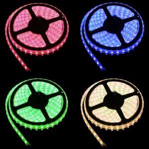 Led Strip RGB 12V 5 Mètres ETANCHE 60 LEDS PAR METRE