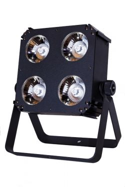 PACK DE 8 Projecteur MATRIX 430 electroconcept DMX HF + FLIGHT CASE