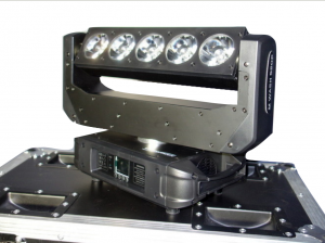 PACK 4 LYRE SPYDER BEAM  520Z  5X20W FULL RGBW