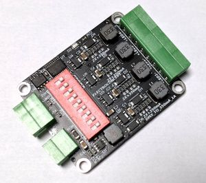 Carte DMX Contrôleur de Leds de puissance 4 canaux 350mA-1020mA