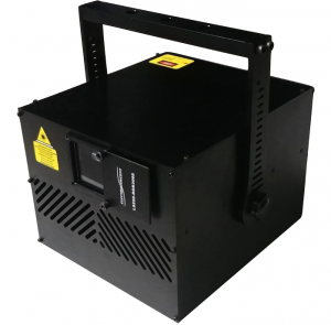 Laser LS550-RGB3000 Electroconcept USB FULL DIODES