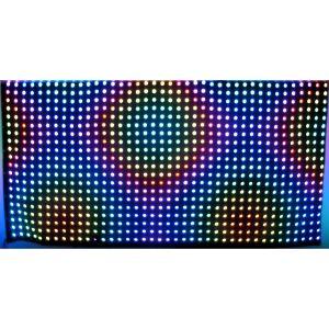 Rideau LED 4x2M Artnet .
