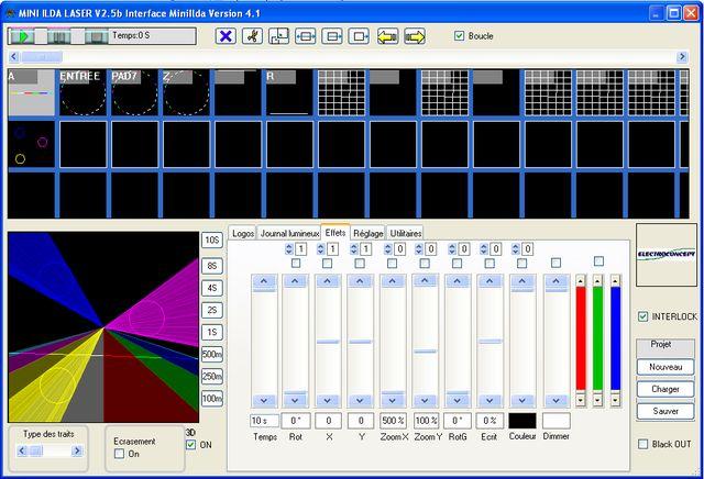 logiciel MiniIlda